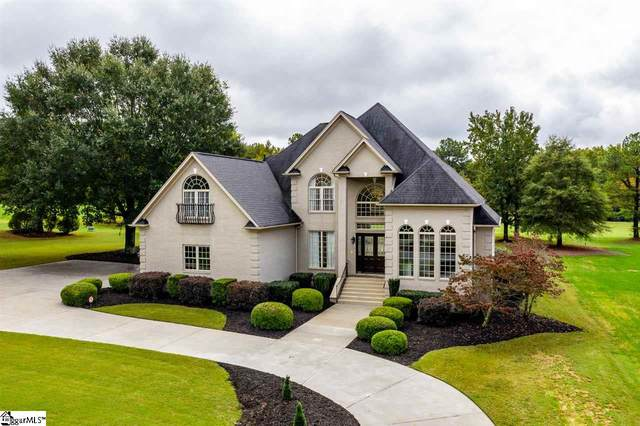 625 Driftwood Drive, Greer, SC 29651 (#1429499) :: Coldwell Banker Caine