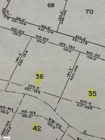 00 Ridge Point Road, Easley, SC 29640 (#1429536) :: Hamilton & Co. of Keller Williams Greenville Upstate
