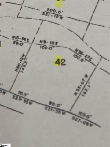 00 Pistol Club Road, Easley, SC 29640 (#1429540) :: Hamilton & Co. of Keller Williams Greenville Upstate