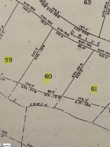 60 Teakwood Drive, Easley, SC 29640 (MLS #1429552) :: Prime Realty