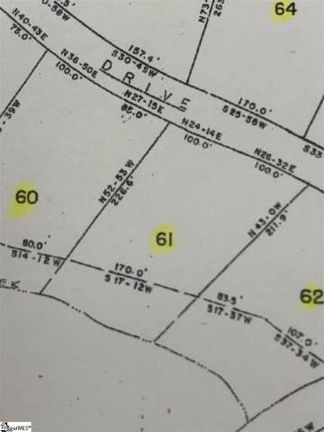00 Teakwood Drive, Easley, SC 29640 (#1429555) :: Hamilton & Co. of Keller Williams Greenville Upstate