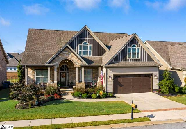 105 Malibu Lane, Simpsonville, SC 29680 (#1429572) :: Green Arc Properties