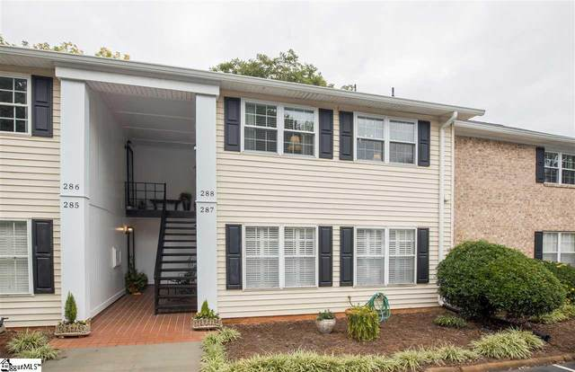 925 Cleveland Street #288, Greenville, SC 29605 (#1429573) :: The Toates Team