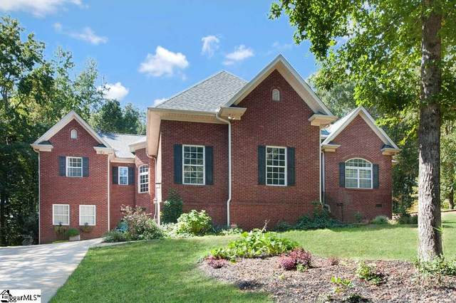 20 Knob Creek Court, Greer, SC 29651 (#1429601) :: Modern