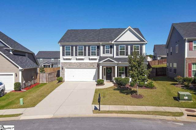 17 Howards End Court, Simpsonville, SC 29681 (#1429620) :: The Robby Brady Team