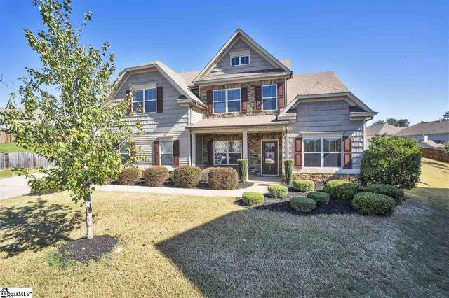 10 Sheldrake Place, Simpsonville, SC 29681 (#1429636) :: Hamilton & Co. of Keller Williams Greenville Upstate