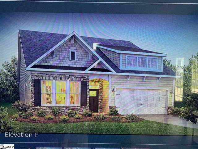 605 Raleighwood Lane, Simpsonville, SC 29681 (#1429667) :: DeYoung & Company