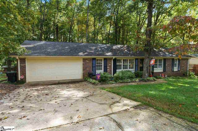 205 Tanner Road, Taylors, SC 29687 (#1429674) :: The Robby Brady Team