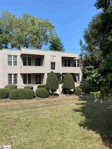 601 Cleveland Street 7A, Greenville, SC 29601 (#1429676) :: Coldwell Banker Caine