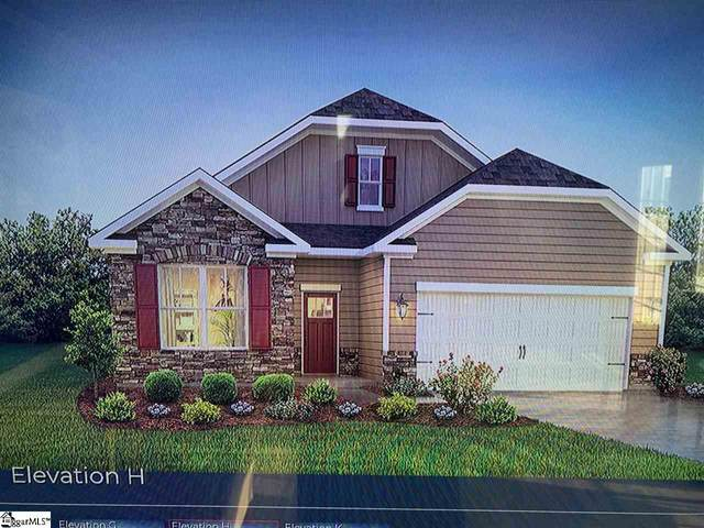 603 Raleighwood Lane, Simpsonville, SC 29681 (#1429683) :: DeYoung & Company