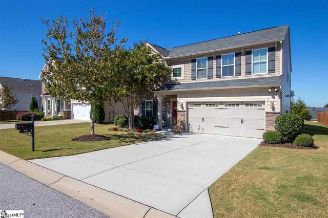 34 Redvales Road, Simpsonville, SC 29681 (#1429718) :: DeYoung & Company