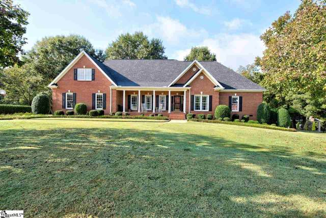109 Pinehaven Way, Simpsonville, SC 29680 (#1429739) :: Green Arc Properties