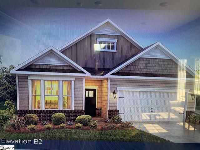 609 Raleighwood Lane, Simpsonville, SC 29681 (#1429740) :: Hamilton & Co. of Keller Williams Greenville Upstate