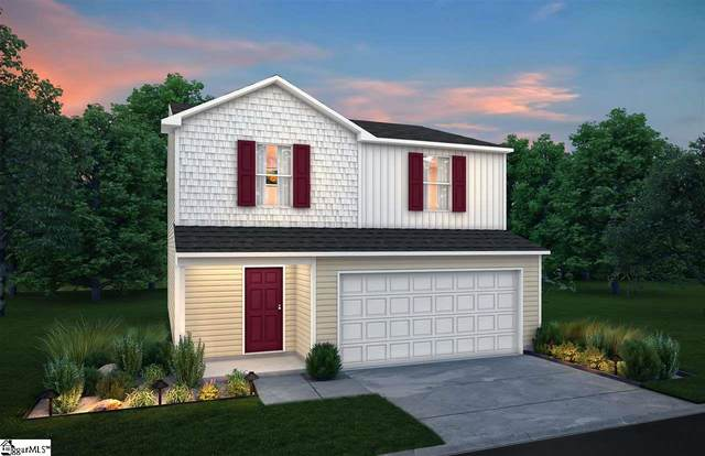 25 Carters Green Drive, Greenville, SC 29605 (#1429764) :: Modern