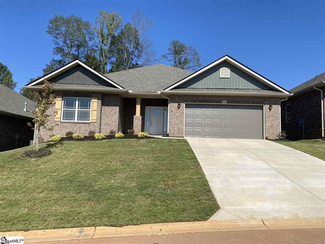 1162 Midway Hill Lane, Duncan, SC 29334 (#1429775) :: Expert Real Estate Team