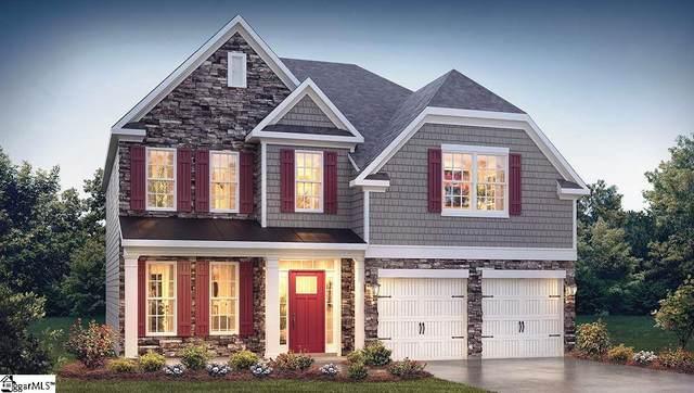121 Silver Falls Drive, Simpsonville, SC 29681 (#1429782) :: Hamilton & Co. of Keller Williams Greenville Upstate