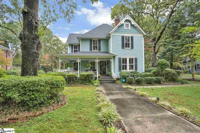 102 James Street, Greenville, SC 29609 (MLS #1429788) :: Resource Realty Group