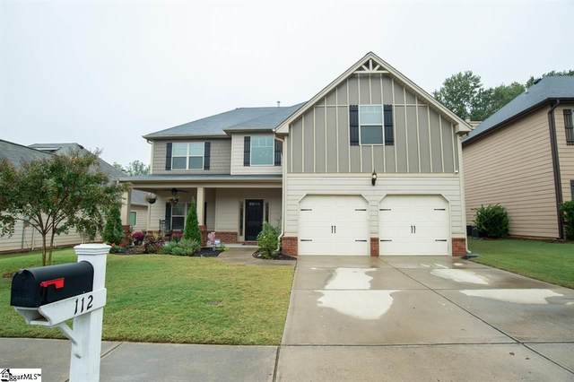 112 Cameron Creek Lane, Simpsonville, SC 29681 (#1429794) :: Expert Real Estate Team