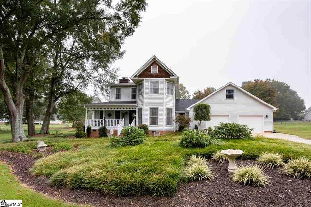 1705 Old Mill Road, Easley, SC 29642 (#1429807) :: Modern