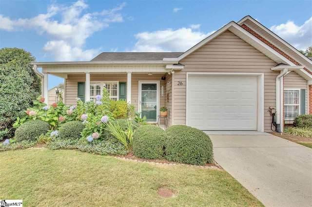 26 Magnolia Crest Drive, Simpsonville, SC 29681 (#1429810) :: Parker Group