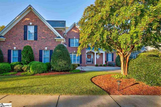 304 Weatherstone Lane, Simpsonville, SC 29680 (#1429811) :: Mossy Oak Properties Land and Luxury
