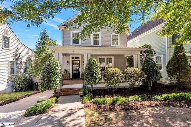 15 Waccamaw Avenue, Greenville, SC 29605 (#1429814) :: The Haro Group of Keller Williams