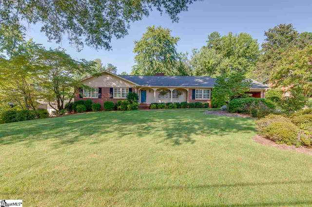 10 Yancey Drive, Greenville, SC 29615 (MLS #1429817) :: Resource Realty Group