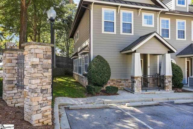 20 Howe Street #13, Greenville, SC 29601 (#1429829) :: Hamilton & Co. of Keller Williams Greenville Upstate