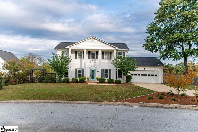 117 Saddle Ridge Court, Taylors, SC 29687 (#1429834) :: Hamilton & Co. of Keller Williams Greenville Upstate