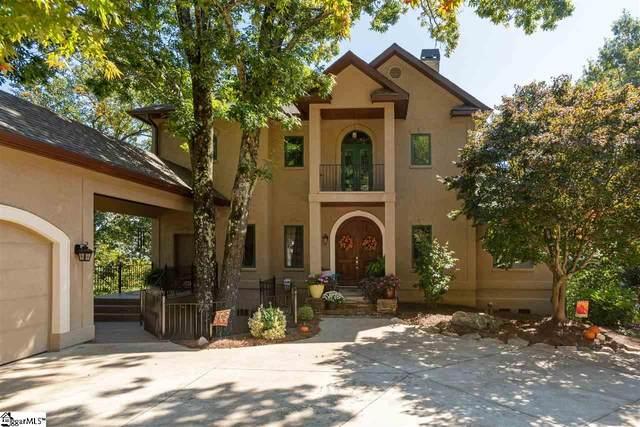 120 Hawk Springs Drive, Landrum, SC 29356 (#1429856) :: Mossy Oak Properties Land and Luxury