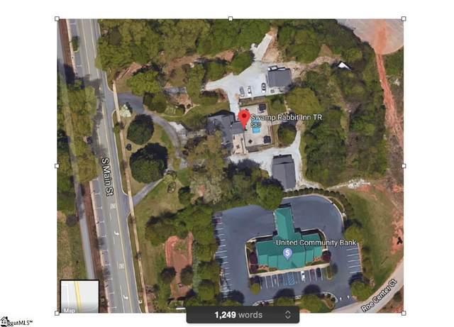 426 South Main Street Swamp Rabbit In, Travelers Rest, SC 29690 (#1429863) :: J. Michael Manley Team