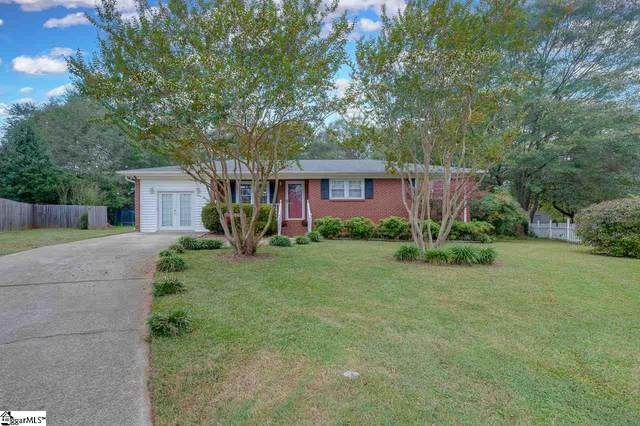 104 Graham Court, Williamston, SC 29697 (#1429889) :: Modern