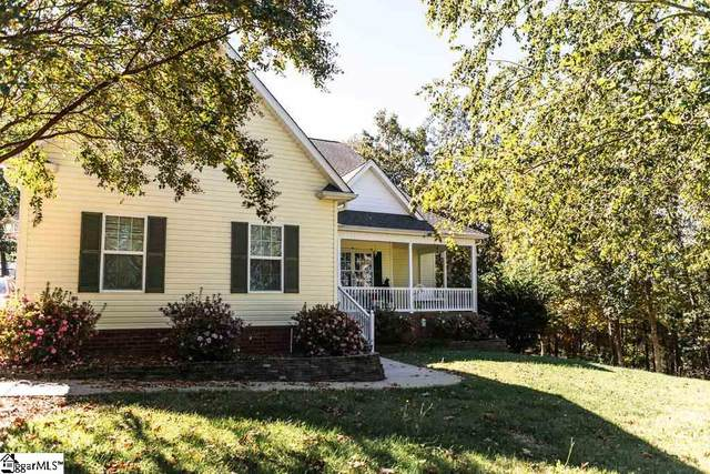 111 Belair Drive, Gray Court, SC 29645 (MLS #1429906) :: Resource Realty Group
