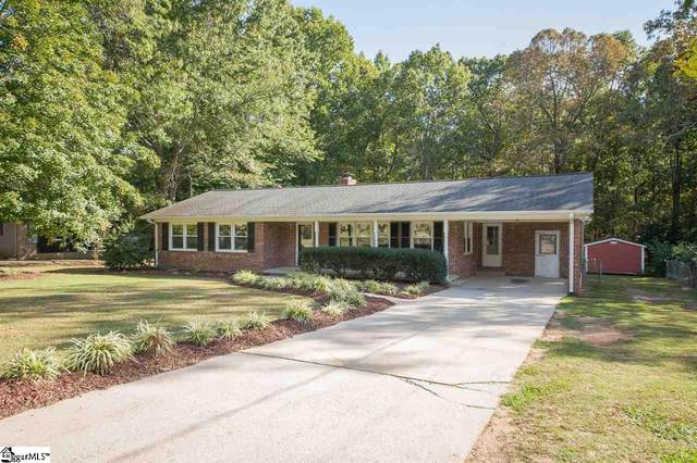501 Timberlane Road, Greer, SC 29651 (#1429950) :: Hamilton & Co. of Keller Williams Greenville Upstate