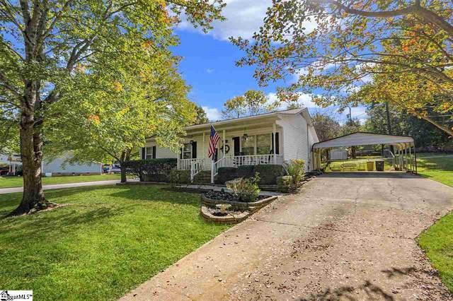122 Faunawood Drive, Simpsonville, SC 29680 (#1429952) :: Hamilton & Co. of Keller Williams Greenville Upstate