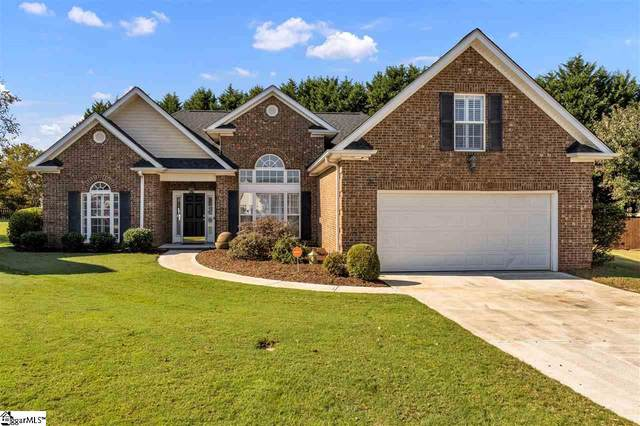 4 Meadow Breeze Court, Greer, SC 29650 (#1429969) :: Hamilton & Co. of Keller Williams Greenville Upstate