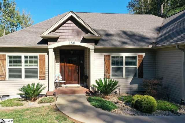 180 Brookgreen Drive, Inman, SC 29349 (MLS #1429989) :: Resource Realty Group