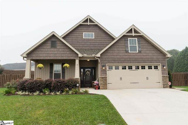 911 Changeford Court, Moore, SC 29369 (#1430006) :: Coldwell Banker Caine