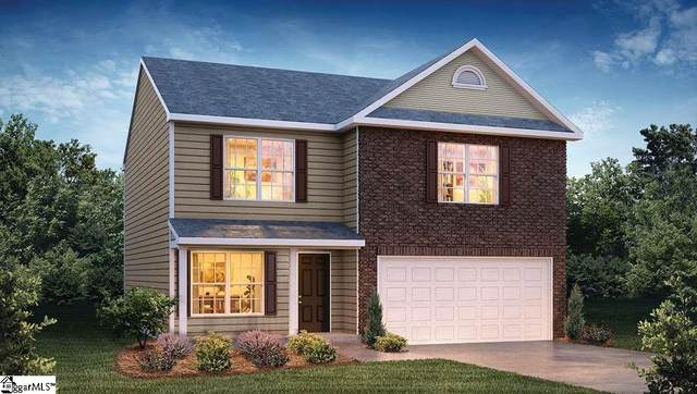 548 Keller Lane, Woodruff, SC 29388 (#1430008) :: Hamilton & Co. of Keller Williams Greenville Upstate