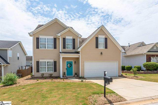 5 Gentle Winds Way, Greenville, SC 29605 (#1430009) :: Parker Group