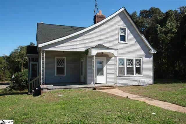 21 S Harper Street Extension, Laurens, SC 29360 (#1430013) :: Coldwell Banker Caine
