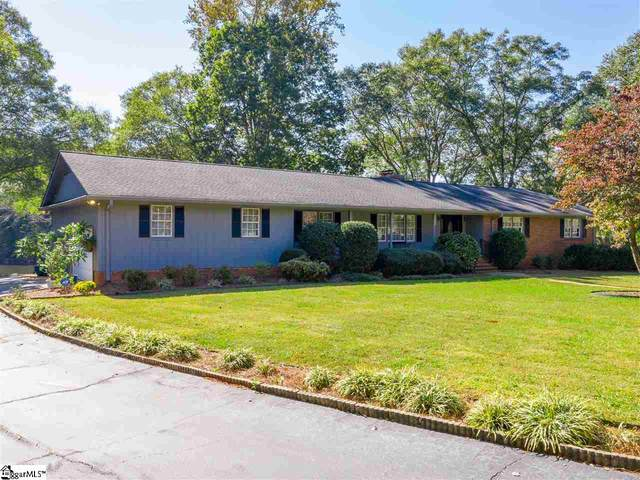 110 Tulare Drive, Moore, SC 29369 (#1430017) :: Hamilton & Co. of Keller Williams Greenville Upstate