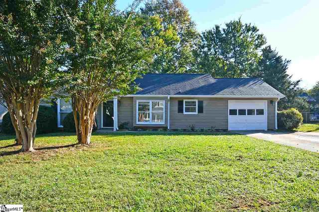 209 Weaver Lane, Simpsonville, SC 29681 (#1430045) :: Coldwell Banker Caine