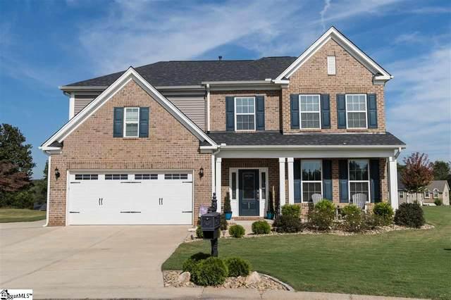 607 Big Oak Court, Inman, SC 29349 (#1430077) :: DeYoung & Company