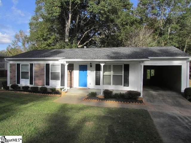 203 Young Drive, Laurens, SC 29360 (MLS #1430079) :: Resource Realty Group