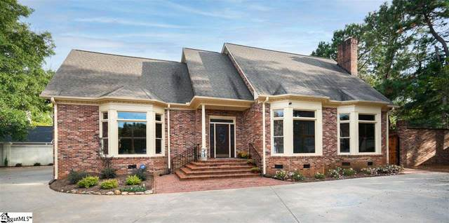 115 E Parkins Mill Road, Greenville, SC 29607 (#1430110) :: The Toates Team
