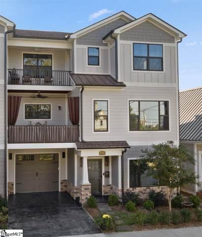 105 Mccall Street Unit B, Greenville, SC 29601 (#1430117) :: Dabney & Partners
