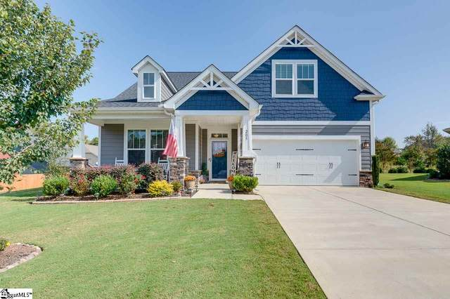 205 Red Leaf Lane, Simpsonville, SC 29680 (#1430128) :: The Robby Brady Team