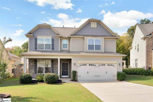 205 Birch Hill Way, Simpsonville, SC 29681 (#1430152) :: DeYoung & Company