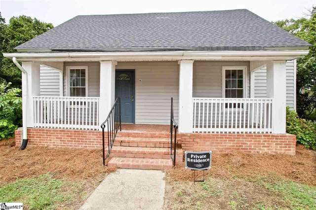 16 Geer Street, Greer, SC 29650 (MLS #1430156) :: Resource Realty Group